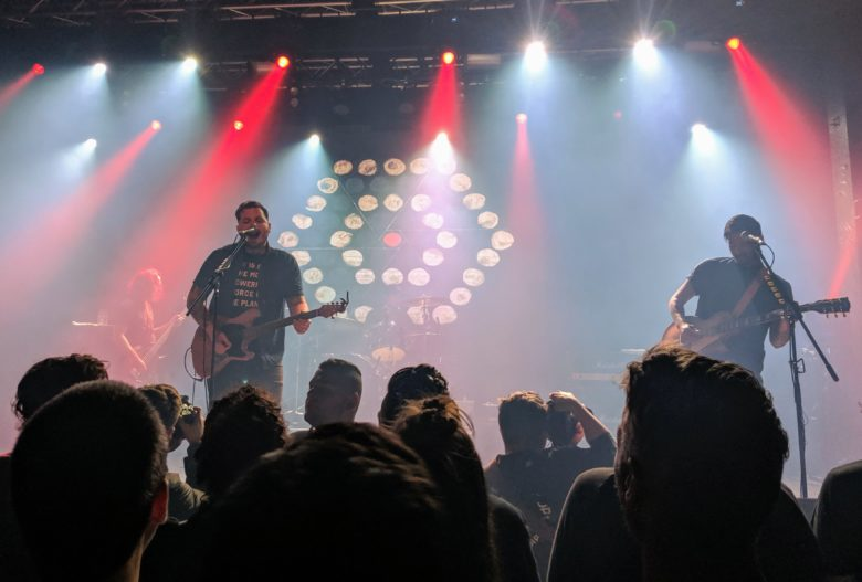 Thrice in Melbourne